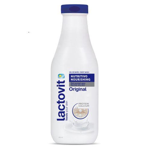Comprar Gel Baño Lactovit Nutritivo X 600ml