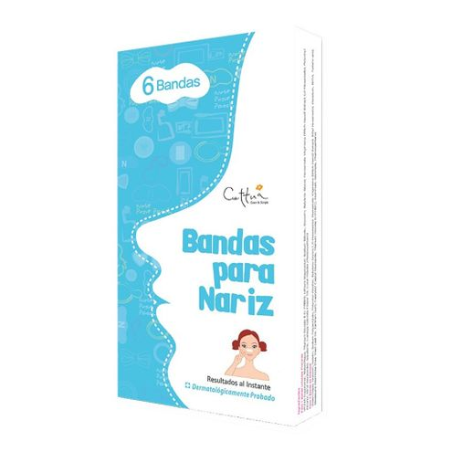 Comprar Bandas Cettua Para La Nariz X 6und