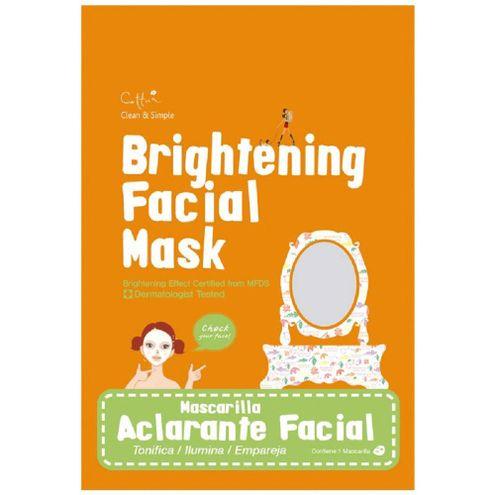 Comprar Mascarilla Aclarante Facial Cettua X 1und
