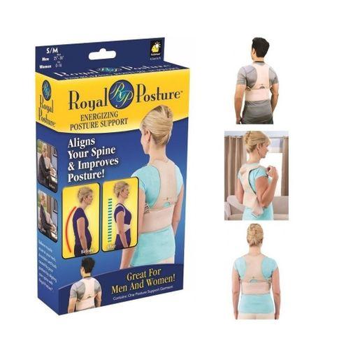 Comprar Corrector De Postura Talla S/M Beige Royal Posture