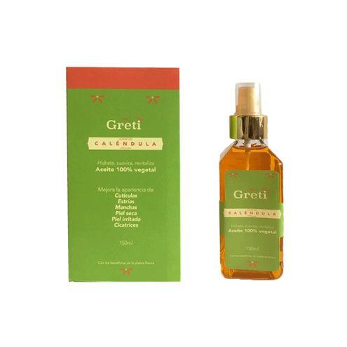 Comprar Aceite Calendula Greti X 150ml