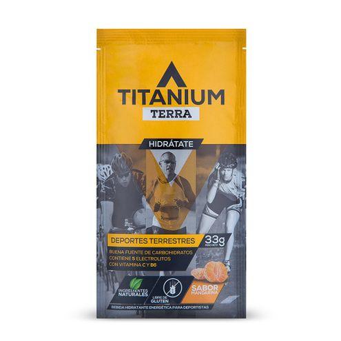 Comprar Bebida Hidratante En Polvo Titanium Terra Sachet Individual X 33g