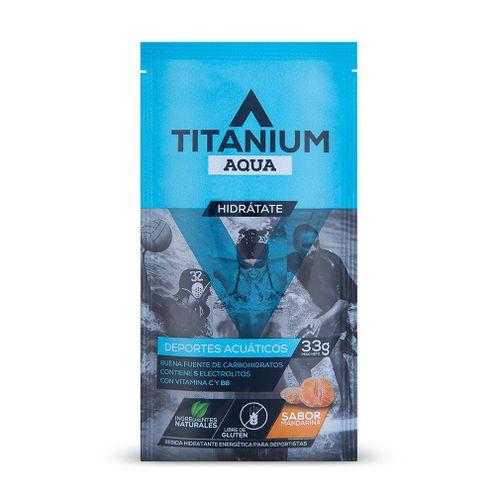 Comprar Bebida Hidratante En Polvo Titanium Aqua Sachet Individual X 33g