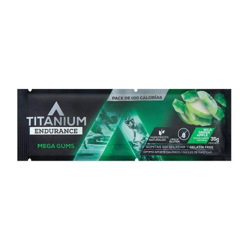 Comprar Gomitas Deportivas Titanium Mega Gums Manzana X 35g