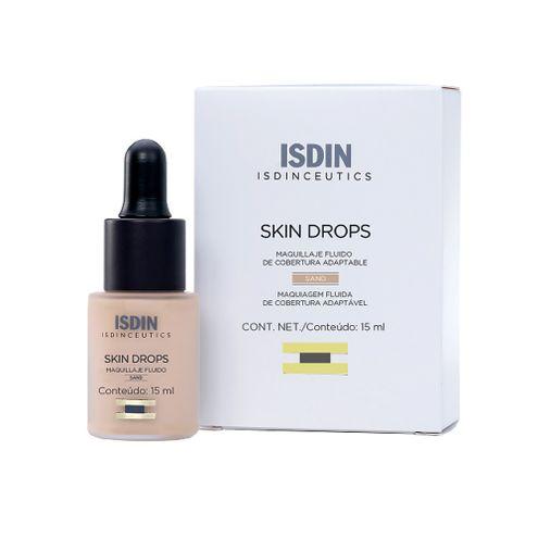 Comprar Base Isdin Fluido Skin Drops Sand X 15ml