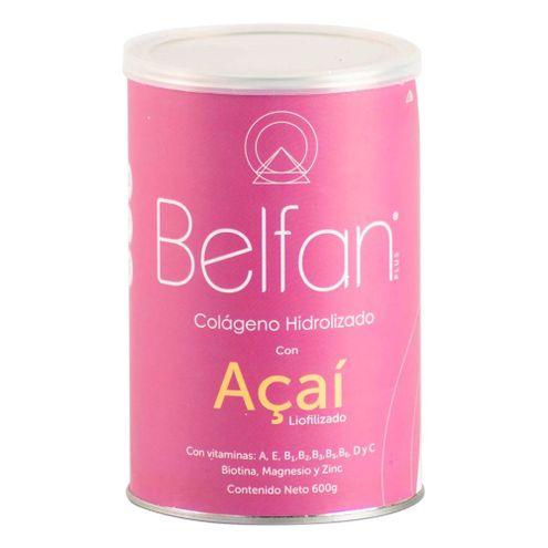 Comprar Colágeno Hidrolizado Belfan Con Acaí X 600g