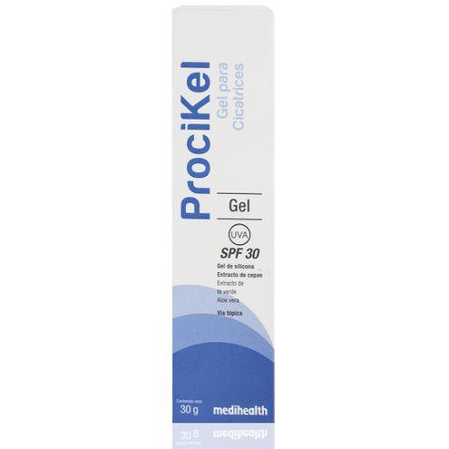 Comprar Gel Procikel Cicatrices Spf 30 Uva X 30g
