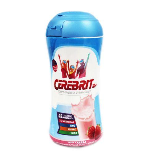 Comprar Cerebrit 10+ Fresa X 330g