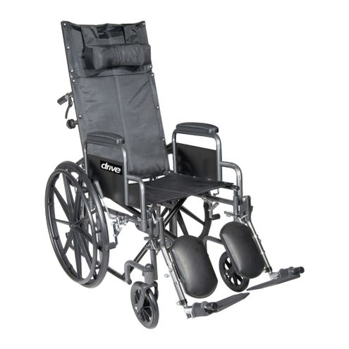 Comprar Silla Drive Ruedas Silver Reclinable 18