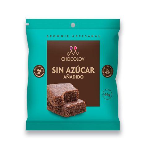 Comprar Brownie Chocolov Sin Azucar X 80gr