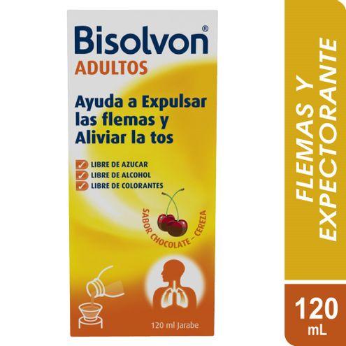 Comprar Bisolvon Linctus Adultos Jarabe X 120ml