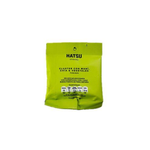 Comprar Mix Hatsu Mani Chia & Vegetales X 25g