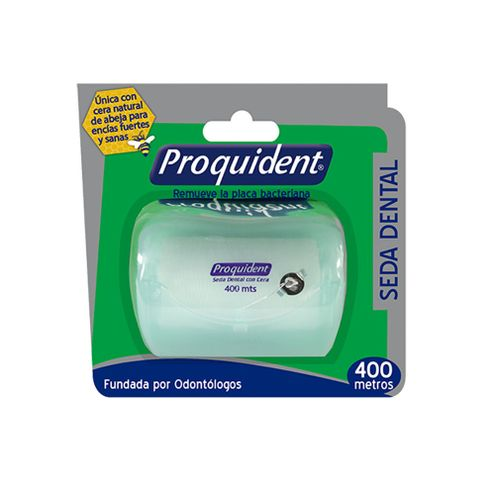 Comprar Seda Dental Proquident X 400mts