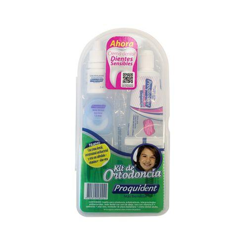 Comprar Kit Proquident Ortodoncia Blister - Kit Ortodoncia Blister