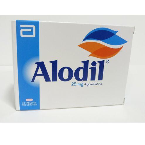 Comprar Alodil 25mg X 30 Tabletas