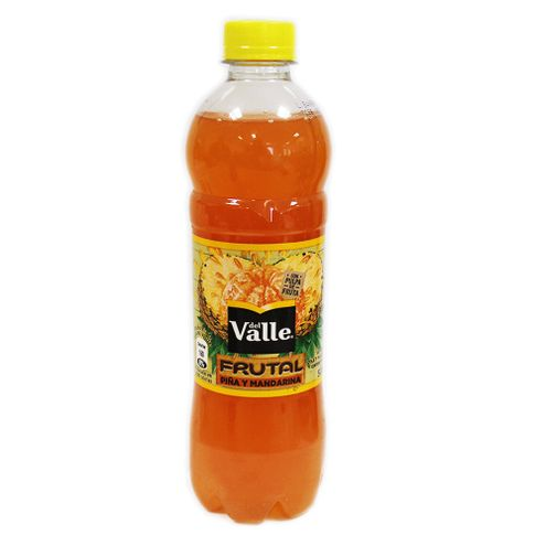 Comprar Jugo Del Valle Frutal Piña Y Mandarina X 500ml