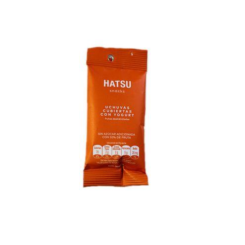 Comprar Uchuvas Hatsu Con Yogurt X 20g