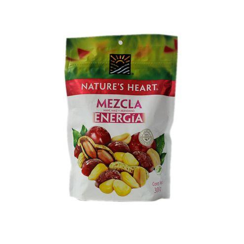 Comprar Mezcla Energia Nature´S Heart X 300g