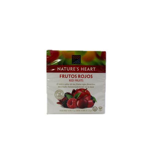 Comprar Aromatica Nature Heart Frutos Rojos X 10 Sobres