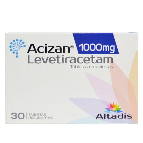 Comprar Acizan 1000mg Caja X 30 Tabletas
