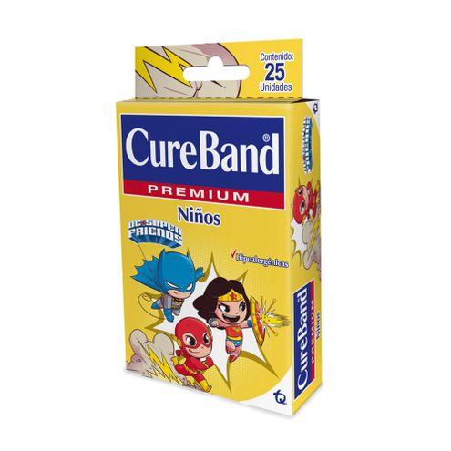 Comprar Curas Cure Band Premium Niños X 25und