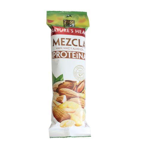 Comprar Mezcla Proteina Nature Heart X 35g