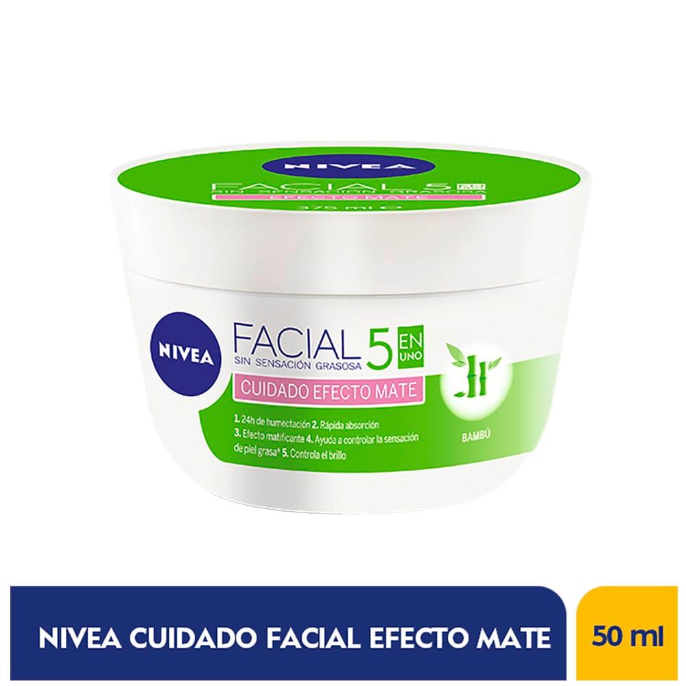 Crema facial nivea