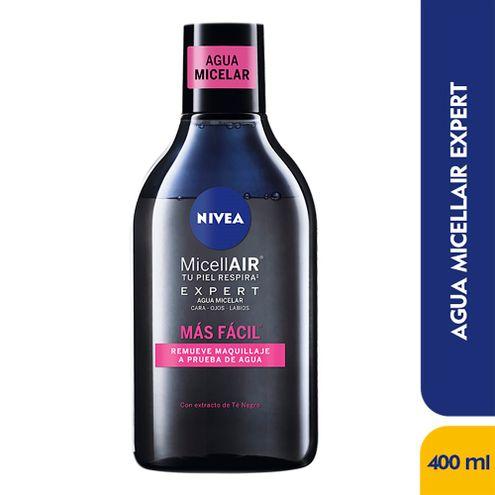 Comprar Agua Micellair Nivea Expert X 400ml