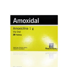 7703281020066_1_AMOXIDAL-1G-X-28-TABLETAS