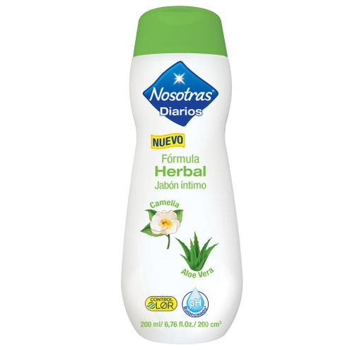 Comprar Jabon Intimo Nosotras Herbal X 200ml