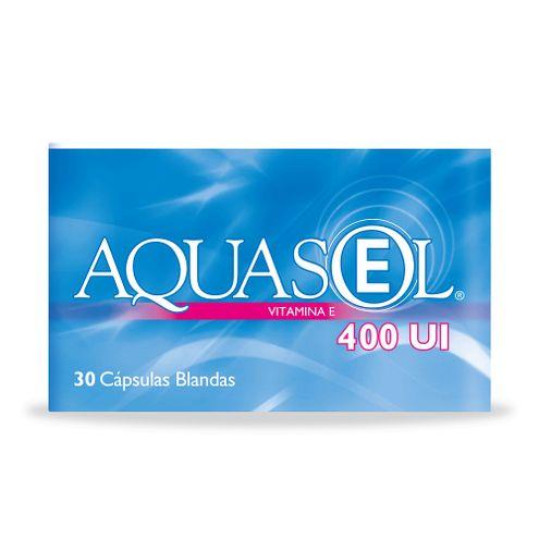 Comprar Aquasol 400ui X 30 Capsulas Blandas
