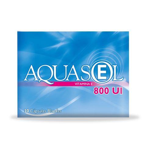 Comprar Aquasol E 800ui X 30 Capsulas