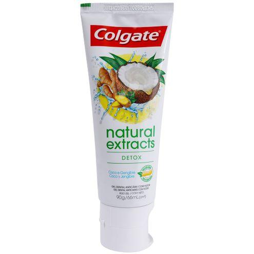 Comprar Crema Dental Colgate Extractos Naturales Detox X 90g