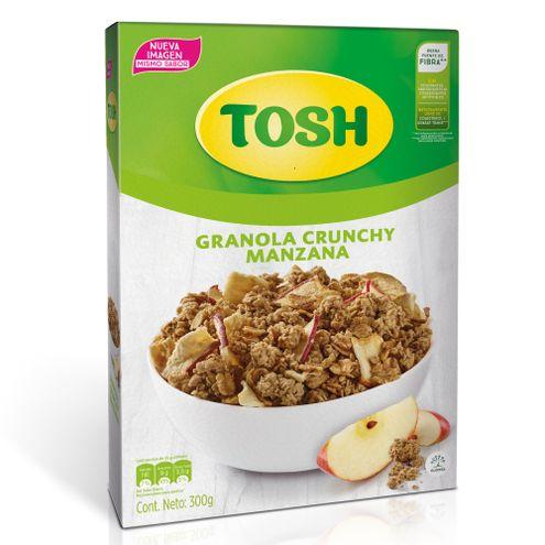Comprar Cereal Tosh Manzana Caja X 300g