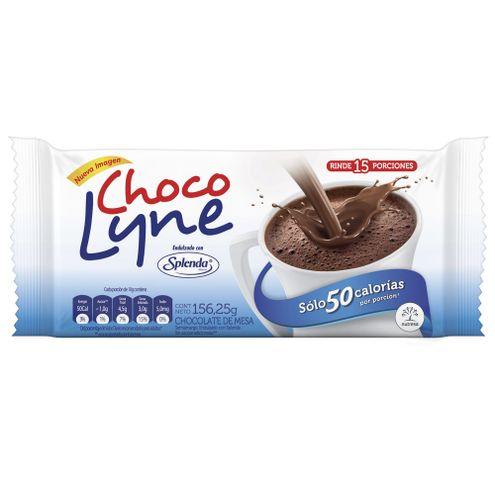 Comprar Chocolate Chocolyne Splenda X 156g