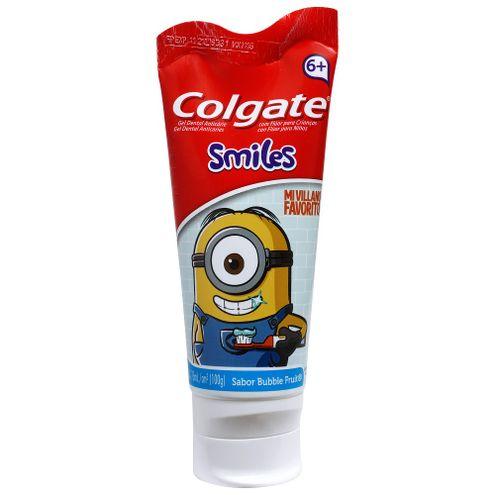 Comprar Crema Dental Colgate Niños Smiles Minions X 75ml