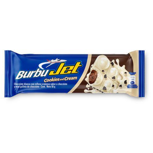 Comprar Chocolatina Burbujet Cookies And Cream X 50g