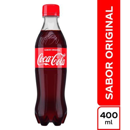 Comprar Gaseosa Coca Cola X 400ml