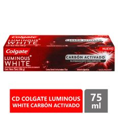 7509546651019_1_CREMA-DENTAL-COLGATE-LUMINOUS-WHITE-CARBON-ACTIVADO-X-75ML
