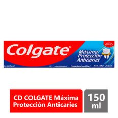 7509546652153_1_CREMA-DENTAL-COLGATE-MAXIMA-PROTECCION-ANTICARIES-X-150ML