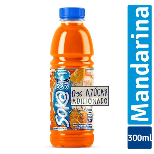 Comprar Jugo Soka Mandarina Light X 300ml