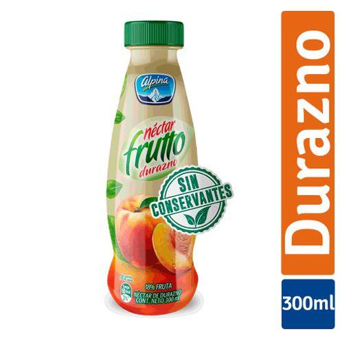 Comprar Bebida Nectar Frutto Durazno X 300ml