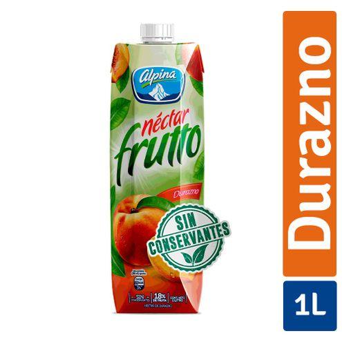 Comprar Nectar Frutto De Durazno X 1000ml