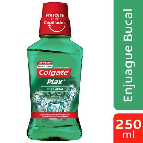 Comprar Enjuague Bucal Colgate Plax Ice Glacial X 250ml