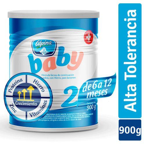 Comprar Formula Infantil Alpina Baby Etapa 2 X 900g