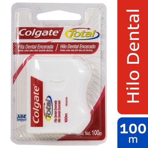 Comprar Hilo Dental Colgate Total X 100m