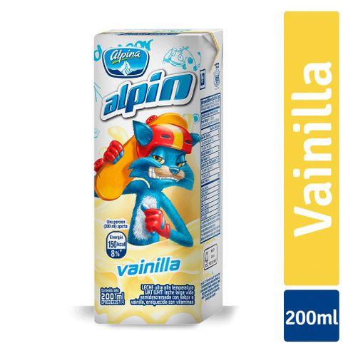 Comprar Leche Alpin Vainilla X 200ml