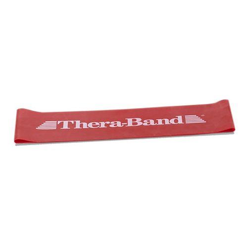 Comprar Banda Caucho Thera Band Latex Natural Rojo