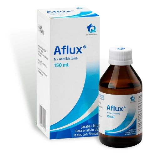 Comprar Aflux Jarabe Frasco X 150ml - Aflux Jarabe X 150 Ml