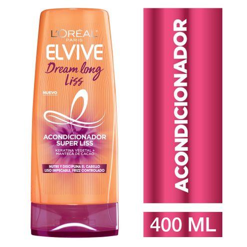 Comprar Acondicionador Elvive Dream Long Liss X 400ml